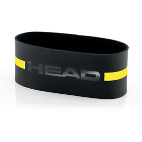 Head Neo Bandana, negro/amarillo